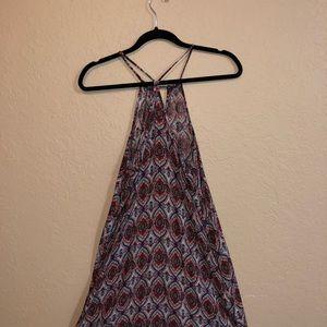 Key hole dress